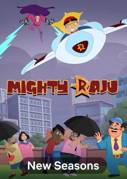 Mighty Raju on Netflix